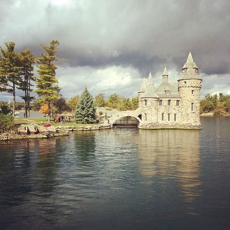 ‪‪Gananoque‬, كندا: Part of the Boldt Castle‬