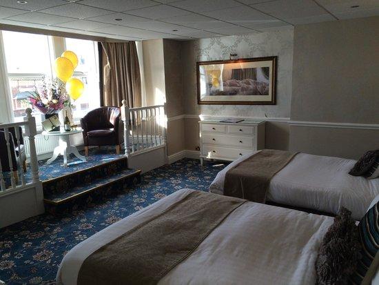 Doric Hotel: Margaret Anne Suite