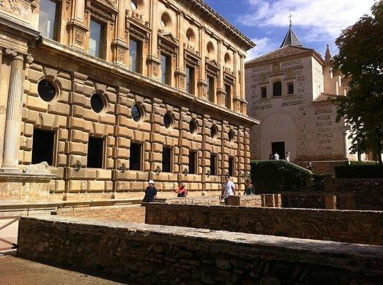 Arquitectura picture of the alhambra granada tripadvisor for Arquitectura granada
