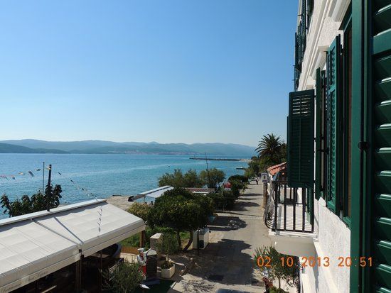 Boutique Hotel Adriatic : The view!
