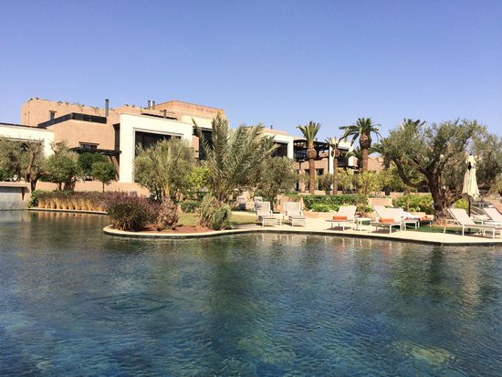 Royal Palm Beachcomber Luxury Marrakech: piscine
