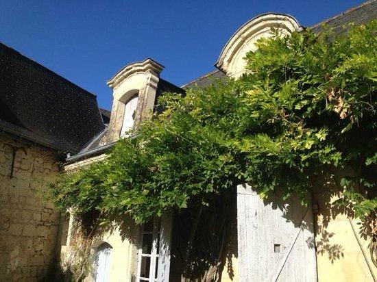 Manoir de Boisairault : The manor