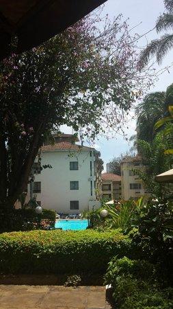 Kivi Milimani Hotel: Hotel
