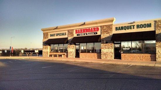 Barn Board Grill & Saloon