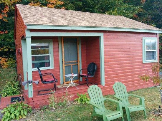 Valley Brook Cottages : cabin