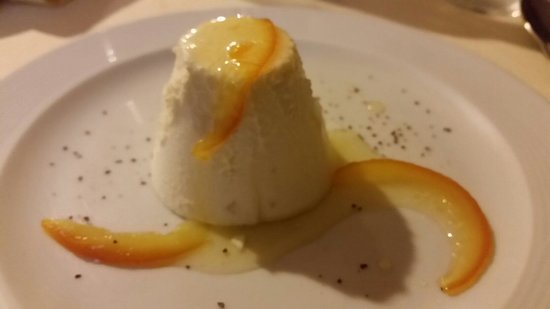 La Taverna di Moranda : Esse Semifreddo de laranja é Imperdível!