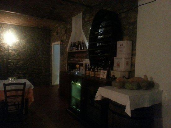 La sala grande picture of ristorante torre sull aia for Sala grande
