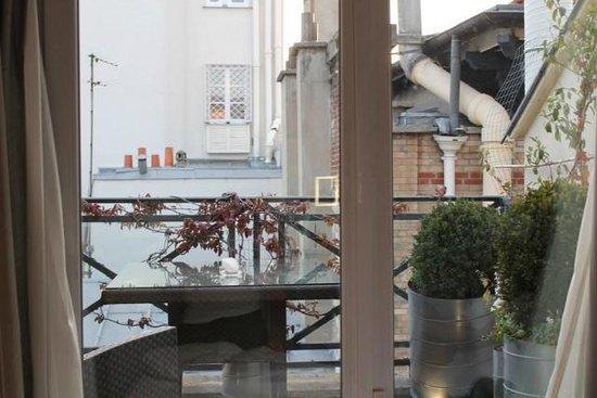 Villa Madame : Balcony