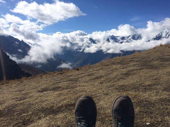 Llama Path - Day Tours: Peak of the trek