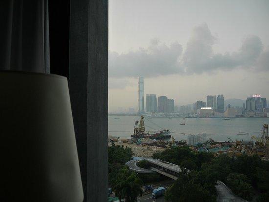 The Harbourview Hong Kong : dalla camera