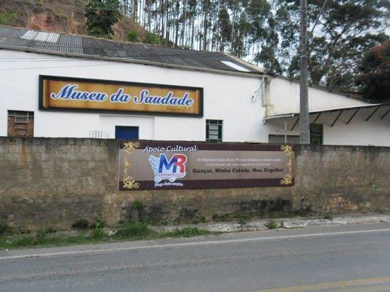 Rosario Do Sul, RS: MUSEU DA SAUDADE - GUAÇUI-ES