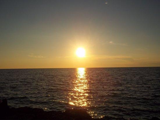 Resort Amarin: tramonto