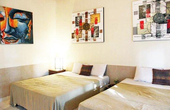 Bali Guest Villas: 1 Bedroom Private Villa with 2 Queen Beds