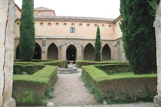 Hotel Monasterio de Piedra & Spa: El convento