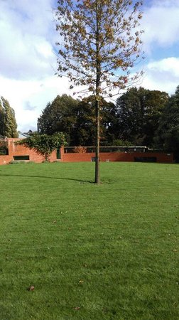 Hotel du Vin Exeter: Garden area