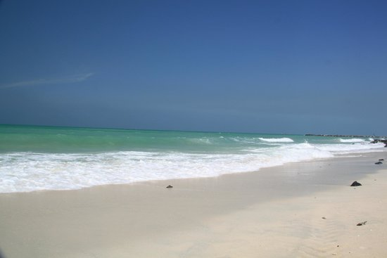 Swiss-Belhotel Sharjah : пляж