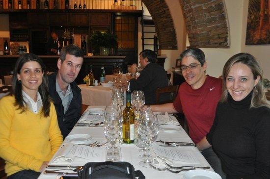 Castello Banfi - Il Borgo: restaurante,castelo diBanfi