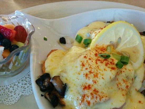 The Egg & I Restaurants- Scarborough: yumm!