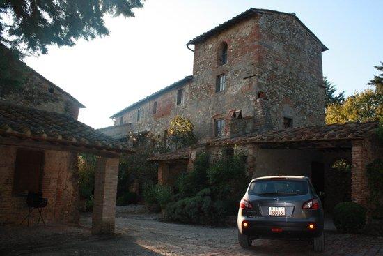 Fattoria Corzano e Paterno: Casa Corzanello