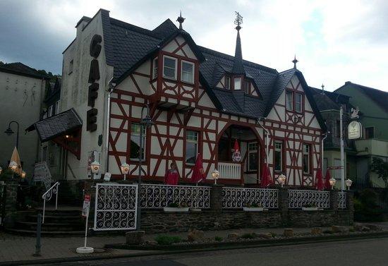 Niederfell, Allemagne : Pension SANDER