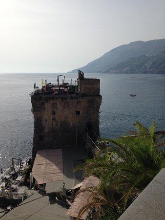 Torre Normanna Restaurant: The restaurant