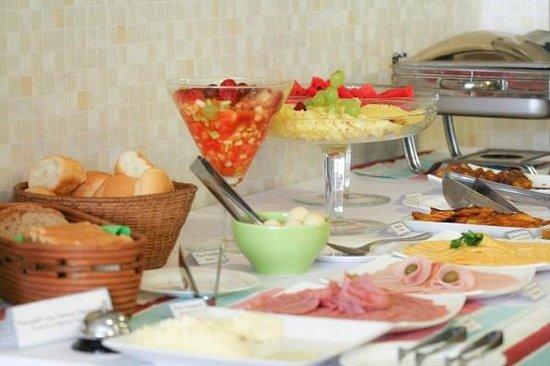 EcoSuites Hotel Manaus : Café da manhã