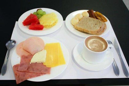EcoSuites Hotel Manaus: Café da manhã