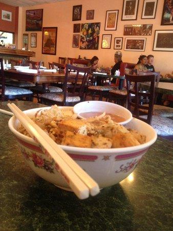 Palisade, Колорадо: Vegetarian Pho- Tofu