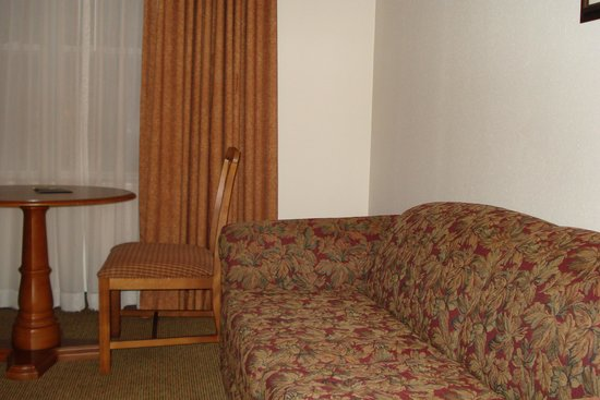 Country Inn & Suites By Carlson, Chambersburg: our room