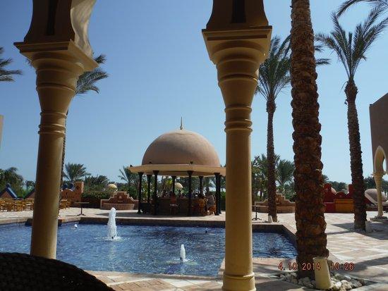 The Grand Makadi Hotel : бассейн