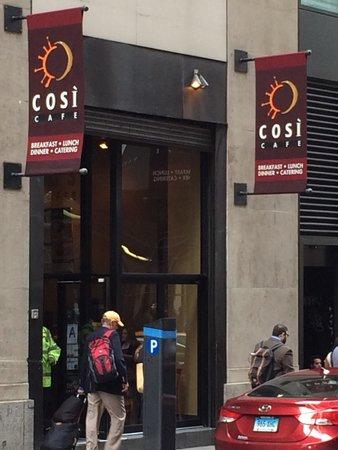 Cosi - E. 45th St