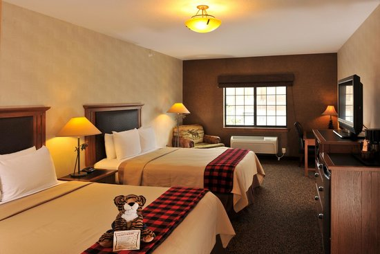 Stoney Creek Hotel Conference Center Sioux City Deluxe Queen