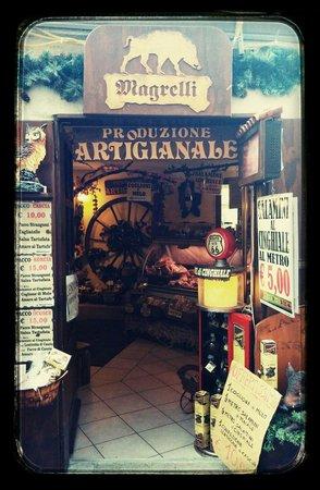 Cascia, Italië: Entrata