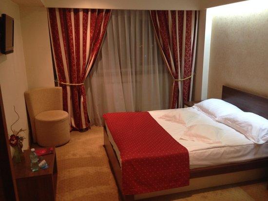 Hotel Univers T: Room interior