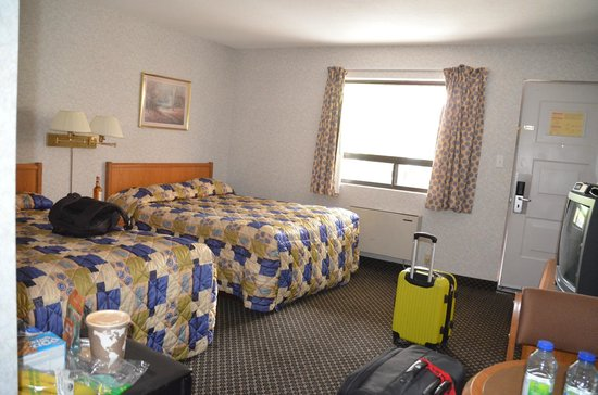 Super 8 Niagara Falls North : Place for stay