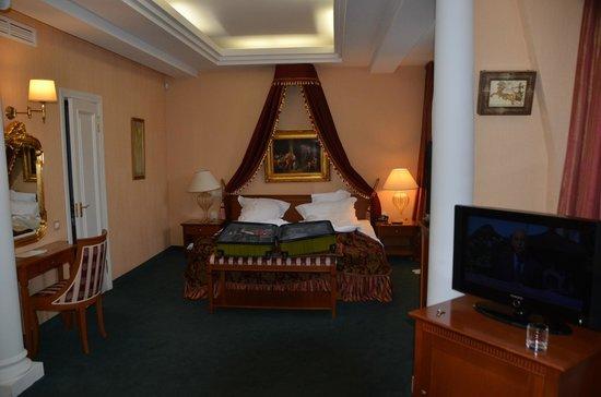 Author Boutique Hotel: Cama de la suite