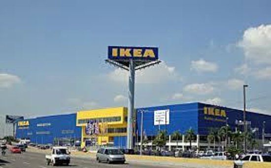 restaurante photo de ikea showroom center saint