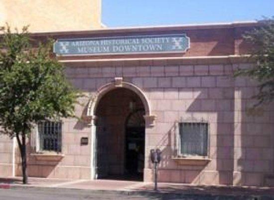 Arizona Historical Society Downtown History Museum