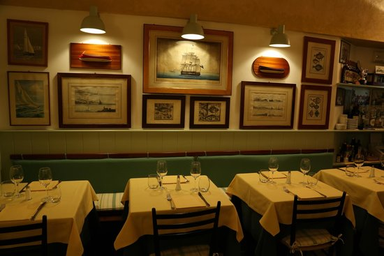 Taverna del Marinaio: interni