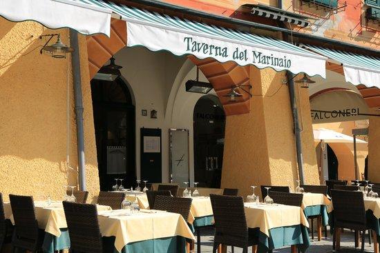 Taverna del Marinaio: esterno