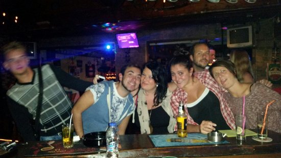 The Loft Bar: October and still fun