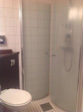 Freys Hotel: wetroom-style bathroom