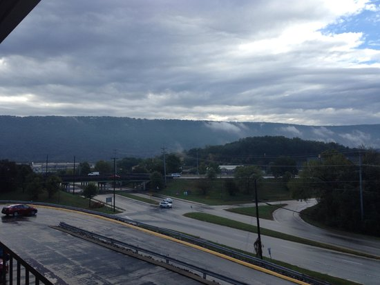 Days Inn Chattanooga Lookout Mountain West: View from outside