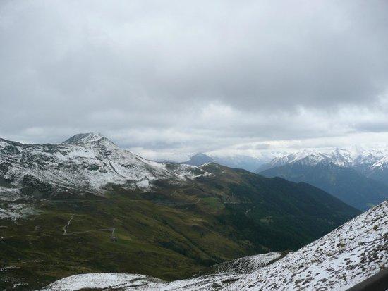 Alpenrosenhof: Ausblick