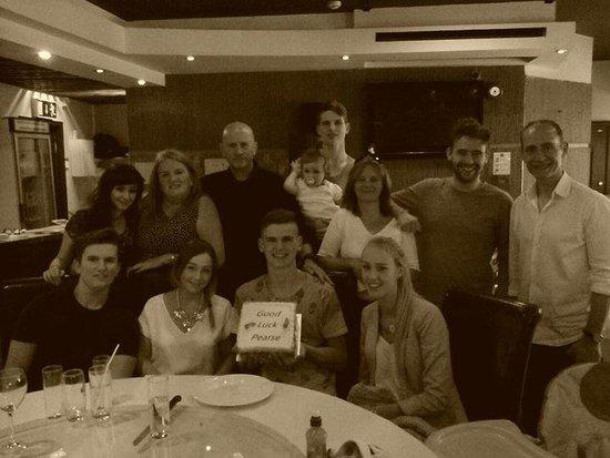 Joy Inn Restaurant : family
