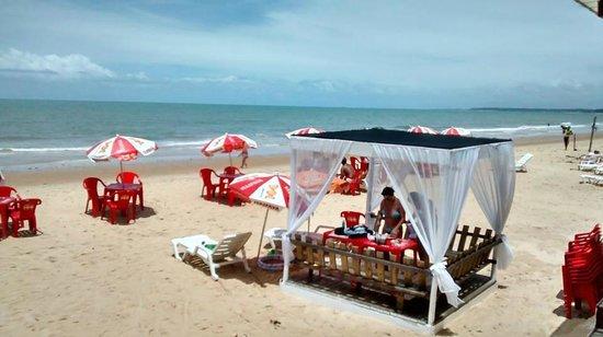 Cabana Sued's Praia