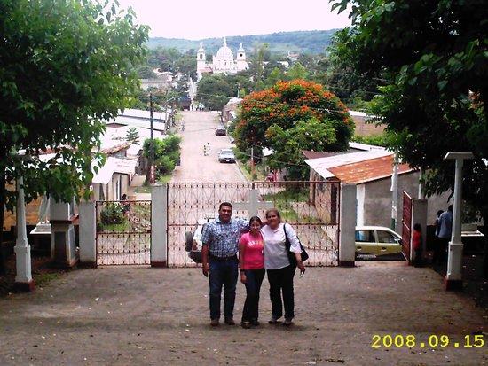 Jinotega, Никарагуа: Panoramica de la Ciudad