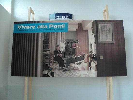 Poster mostra - Picture of Politecnico di Milano, Milan - TripAdvisor