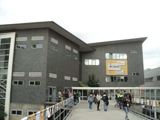 Politecnico Di Milano: Ingresso Principale