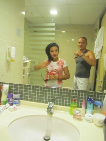 Citymax Hotels Bur Dubai: Чистая ванная